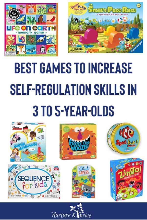 Best Games To Increase Self Regulation Skills In 3 5 Year Olds