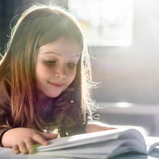 why rhyming books are good for brain development