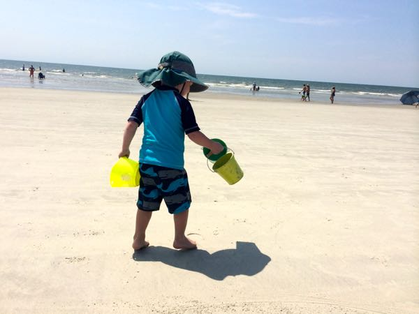 sun protection for toddlers and babies