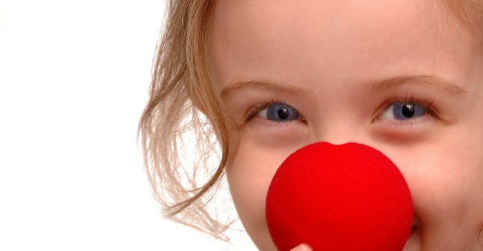 What kids find funny at each age. How to help your child develop a healthy sense of humor.