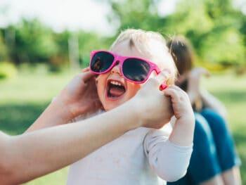 gove your child a sense of humor