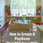 How to Create A Playroom That Will Grow With Your Child 12
