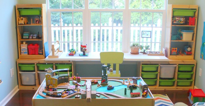How to create a playroom - Feature