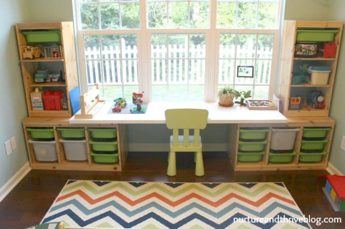 how to create a playroom nurture and thrive
