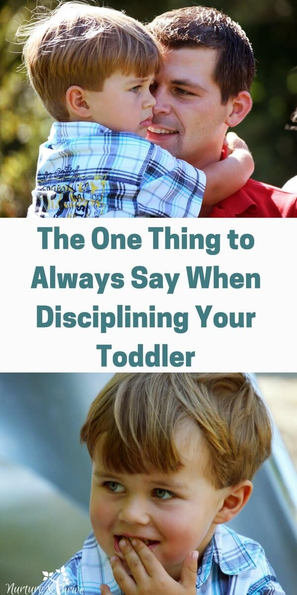 Yes, acknowledge their emotions and correct their behavior -- but add this one phrase and empower your toddler to change their behavior from within. Every parent with a toddler needs this phrase in their life!  #2yearolds #3yearolds #4yearolds  #toddlers #preschoolers #positiveparenting #mindfulparenting #growthmindset #discipline