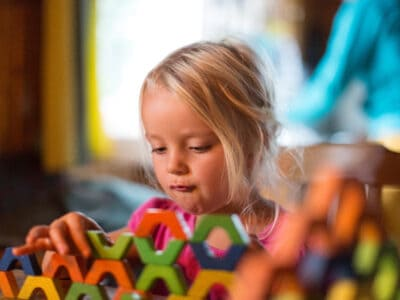 Help your child develop focused attention through play