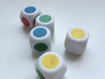 Fun Preschool Math and Matching Game 4