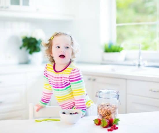 Four Mealtime Strategies for Kids Who Won't Sit Still!