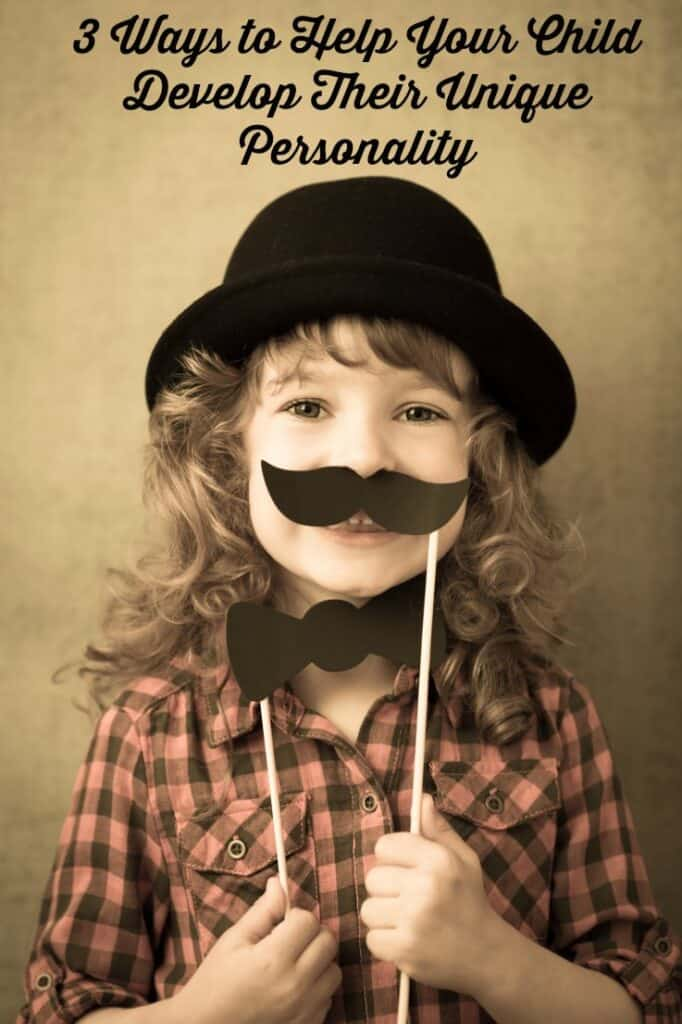 Three ways to nurture your child's personality and a personality quiz! Tips from a child psychologist.