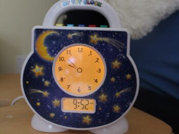 Toddler Clocks