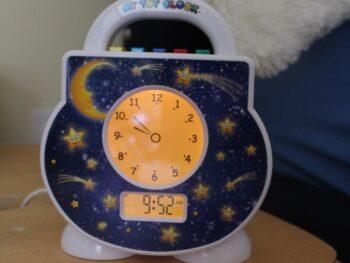 Toddler Clocks