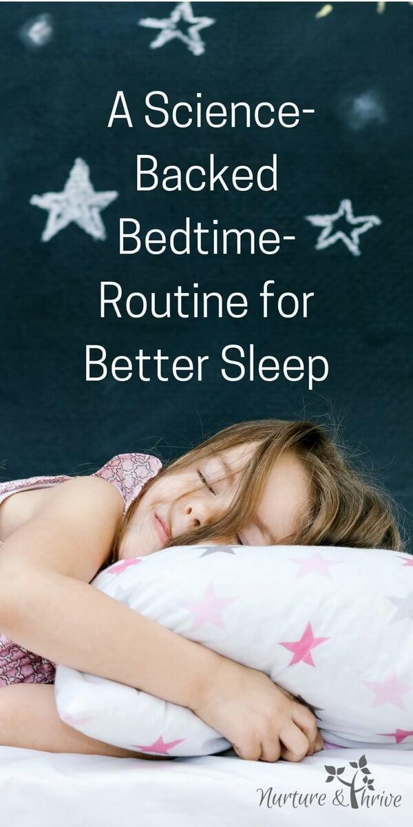 Help your child fall asleep