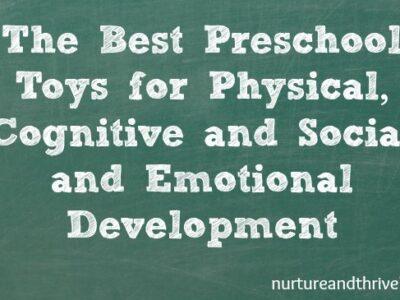 Holiday Gifts to Nurture Your Child's Development