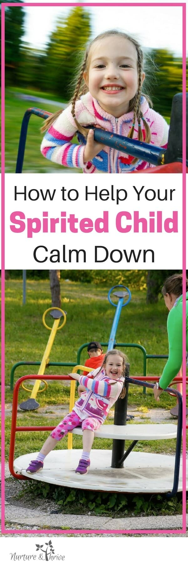 Great tip to help your high energy child reset and go on playing. Help your child play in a calm way without suppressing their excitement. How to help your highly spirited child calm down in a playful way! #spiritedchild #intensity #playfulparenting #positiveparenting