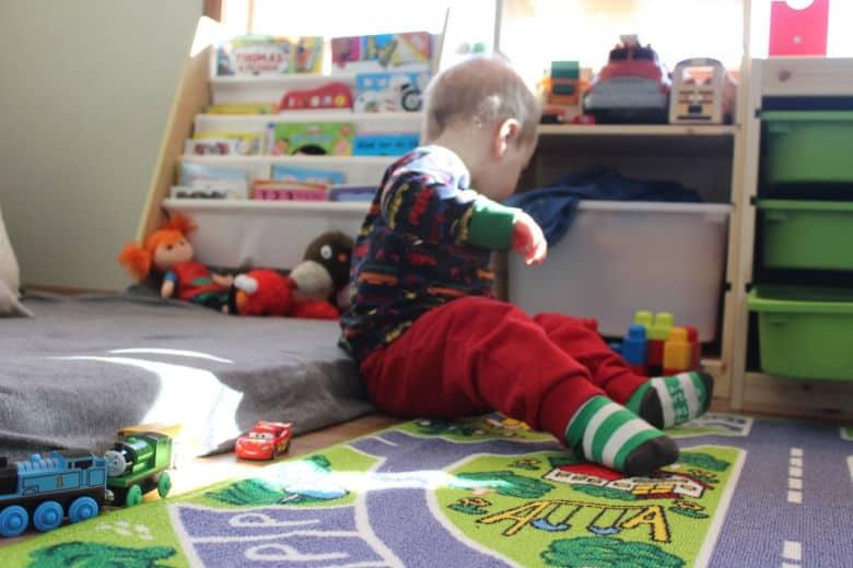 baby playroom