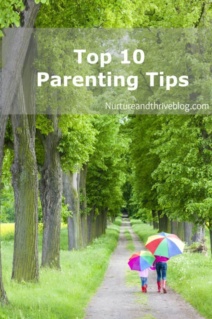 Best parenting tips of 2015! Fill up your parenting toolbox with the most popular tip according to you!