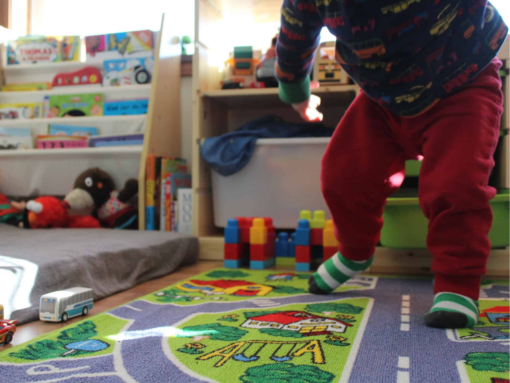 How to Create a Play Area for Your Baby or Toddler, baby play place