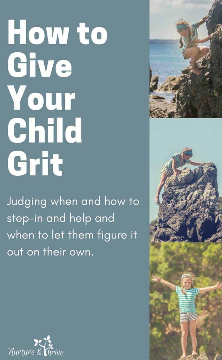 help your child deal with challenge and stress