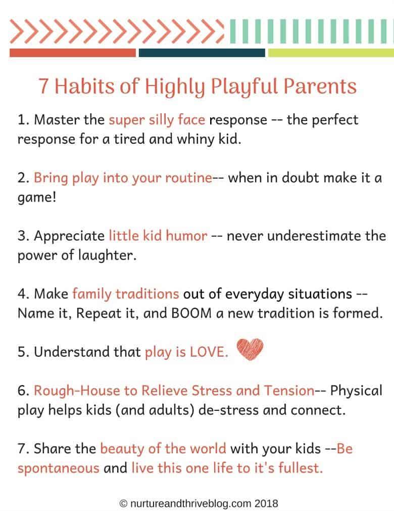 playful parenting