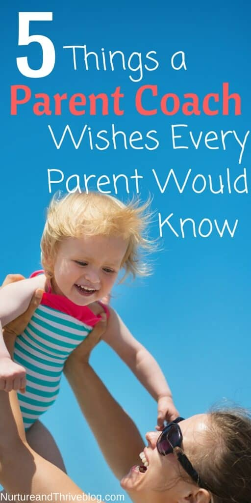 Great parenting tips! Insight into your child from a parent coach. I love #3!