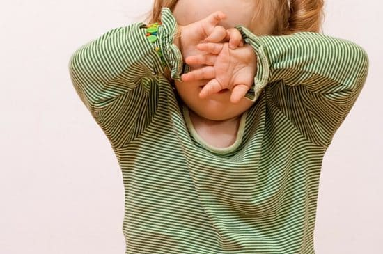 Could it be a cognitive leap? How to get your child back to their happy selves. A cranky child is a growing child.