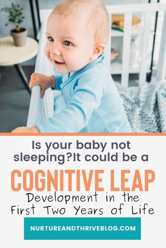 Cognitive Leaps in the first two years