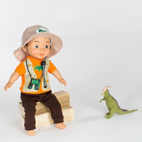 wonderpark toys - crewmate adventure pack - toys for sensitive boys