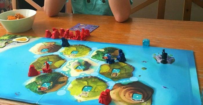 Best Board Games for Brain Development in Kids