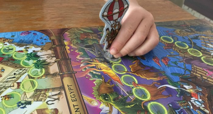 build kids self-regulation with board games