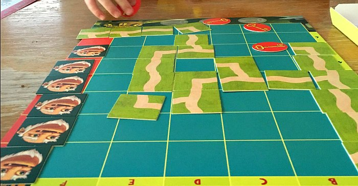 best board games for 5-year-olds to executive function