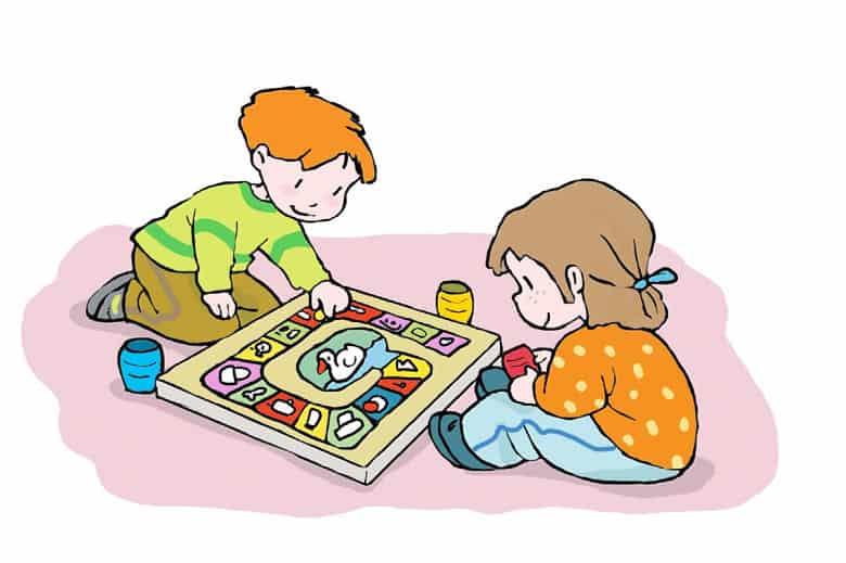 best board games for kids | Nurture and Thrive