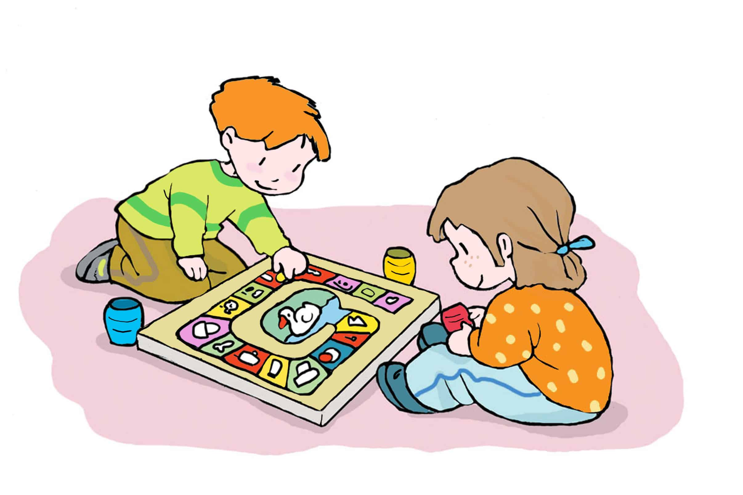 Best Board Games For Kids: Boost Their Executive Functioning Skills