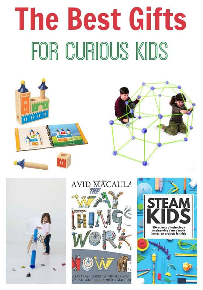 The Best Gifts for Curious Kids.