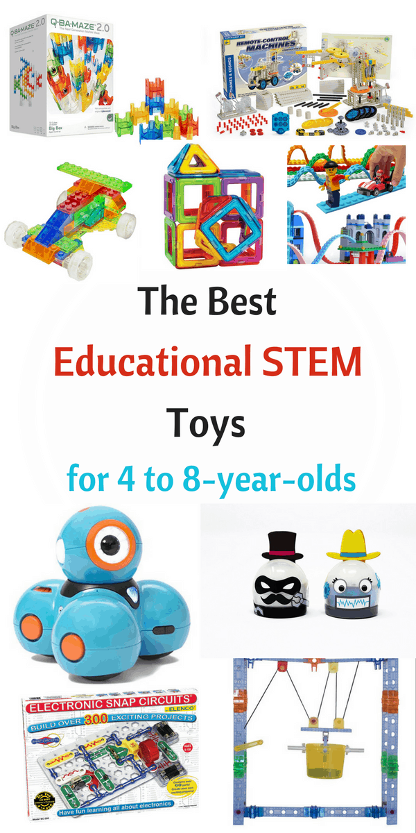 The Best Educational STEM Gifts for Curious Kids