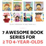 Positive Behavior Book Series for 2 to 4-year-olds 3