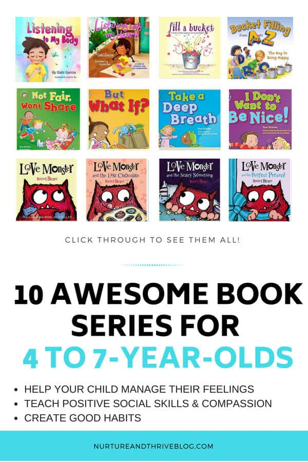Best Book Series for Kids