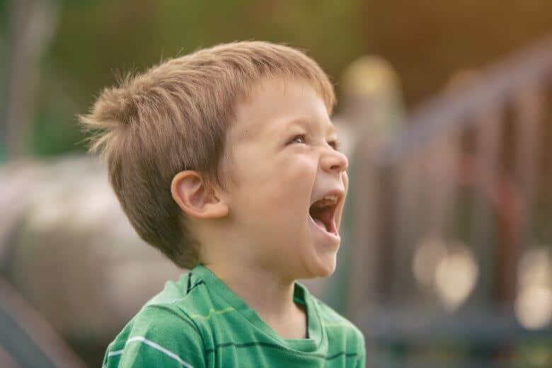 children who have an exuberant temperament have some amazing traits. There are also some challenges. Teaching them self-regulation at an early age is key.