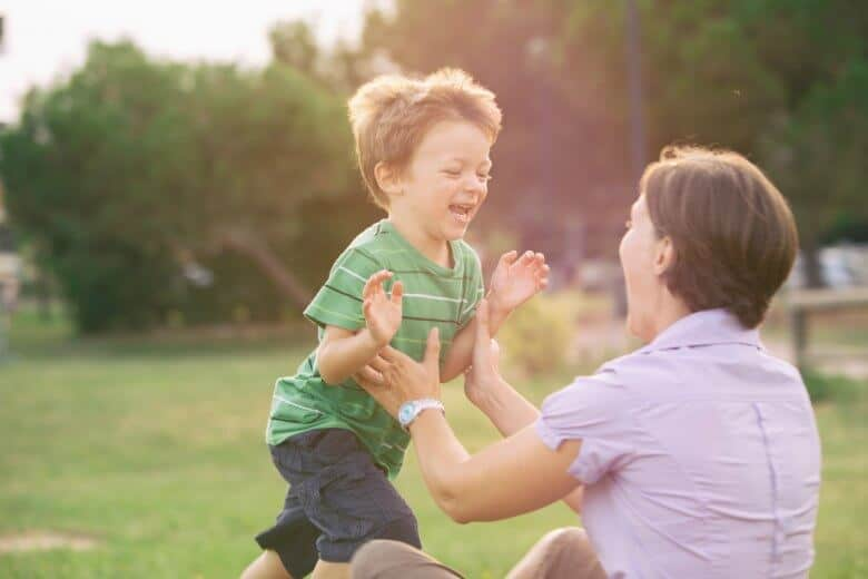 why some children have an intense temperament and how to parent playfully without dampening their joy