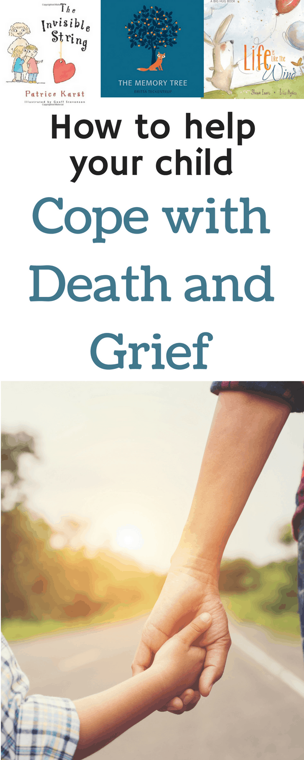 How to Help Your Child Cope With the Loss of a Loved One