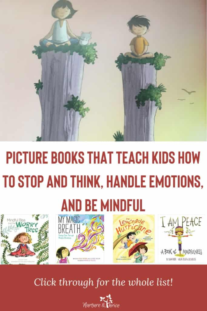 Books That Teach Regulation Strategies To Kids