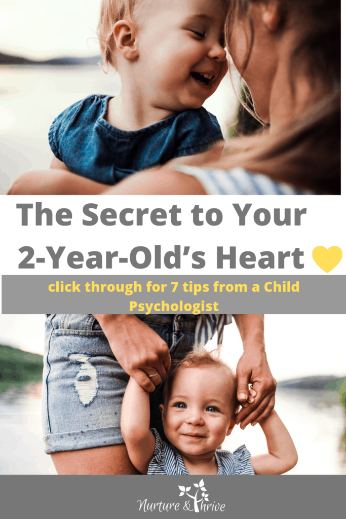 Tips for parenting your 2-year-old