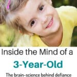 Toddler Defiance and the Brain: They Know Better, But Can They Do Better? (yes, but they need help) 2