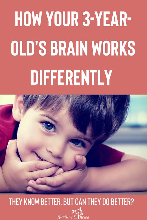 3-year-old toddler brain
