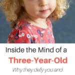 Toddler Defiance and the Brain: They Know Better, But Can They Do Better? (yes, but they need help) 3