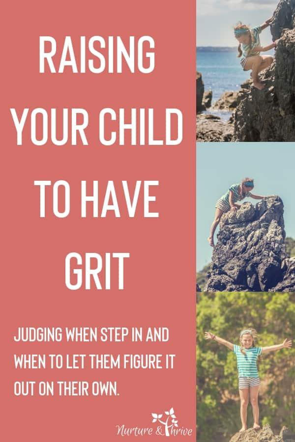 raising children to overcome