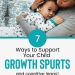 7 ways to help your child through a growth spurt