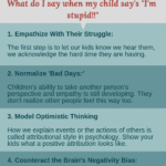 How to Help Your Child Turn Negative Self-Talk into Self-Kindness