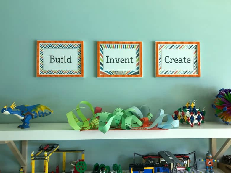 How to Create A Playroom that Fosters Creative Play and Invention 2
