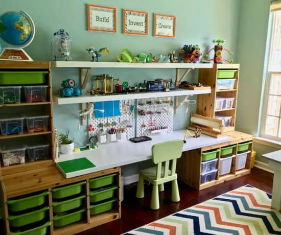 Play Room Ideas for Older Kids
