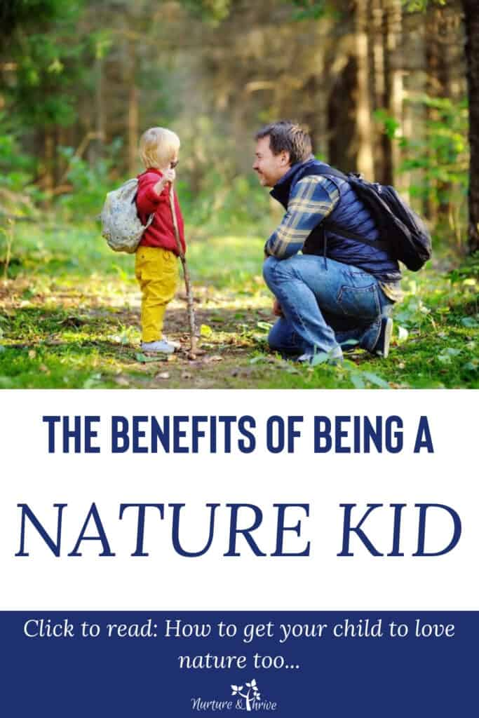 Kids in nature